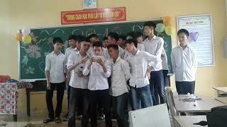 boy 11a6 hát tặng giáo viên và các bạn nữ ngày 20/10 ❤❤ - trường THPT Vân Cốc