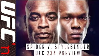 Israel Adesanya vs. Anderson Silva UFC 234 Preview and Prediction