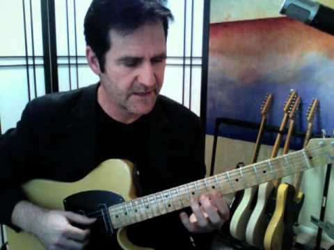 Tim Lerch - Ted Greene - Ain't Misbehavin Lesson