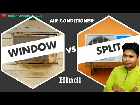 Window Vs Split Ac Air Conditioner Comparison Which Air Conditioner Is For