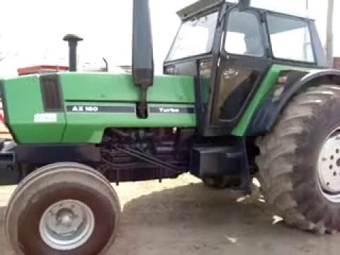 Tractor Deutz Ax 160 año 1990
