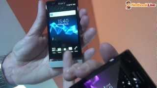 Sony Xperia P vs Xperia U comparison preview