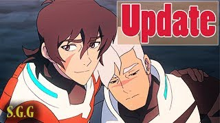Voltron's Most Divisive Ship? - Sheith + Voltron Update