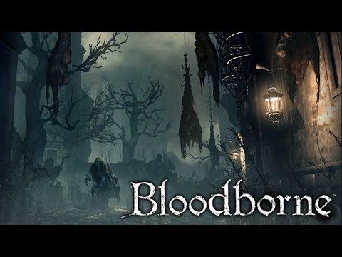 Bloodborne с Карном. Часть 6 - Старый Ярнам. Боль.