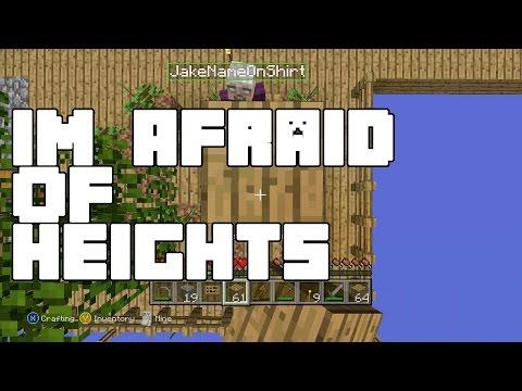 Minecraft Xbox - Sky Den - I'm Afraid of Heights