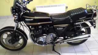 KAWASAKI Z 1000 fuel-injection