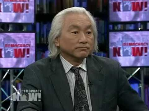 Dr. Michio Kaku, Theoretical Physicist: Fukishima Daiichi Nuclear Facility is a 