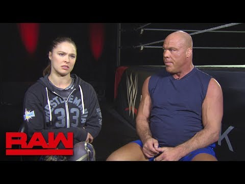 Ronda Rousey trains for her WrestleMania debut: Raw, March 19, 2018 thumbnail