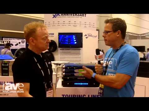 InfoComm 2015: Gary Kayye Chats With Kurt Metzler, Sales Director for Powersoft Audio