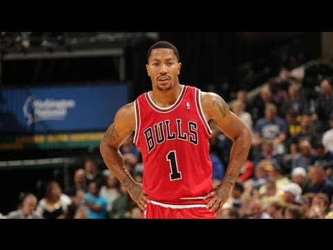 Derrick Rose 2010-2011 Season Highlights Compilation Part 1 - EXPLOASIVE MVP Rose!!