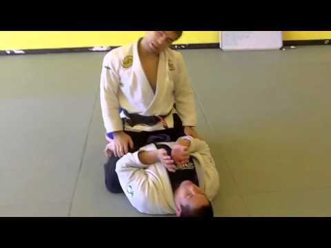 Secret Techniques To Keep The Mount In Brazilian Jiu Jitsu Image 1