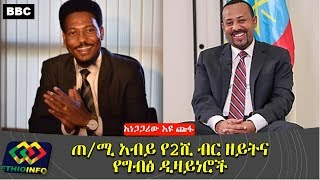 Eyu Chufa Interview talks about PM Abiy Ahmed, Ethiopia and his personal life