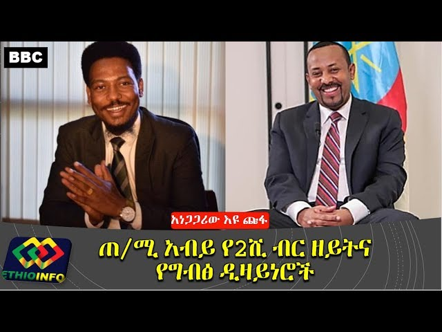 Eyu Chufa Interview; talks about PM Abiy Ahmed, Ethiopia and his personal life.
