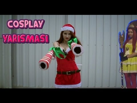 Cosplay Yarışması League of Legends 2014 Kış Finali
