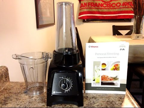 ALL NEW Vitamix S30 Personal Blender Review!