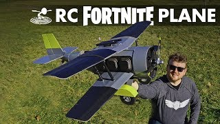 Can the Fortnite plane actually fly??