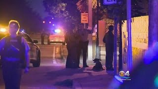 4 Armed Robbers In Custody After Chase, Manhunt & Police-Involved Shooting