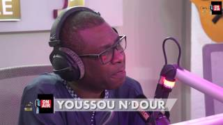 Cheick on Air avec Youssou Ndour