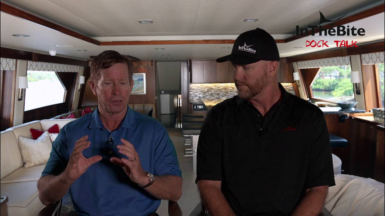 InTheBite Dock Talk  To Captain a 92  Viking Sportfisher  An Interview With Captain Rob Moore