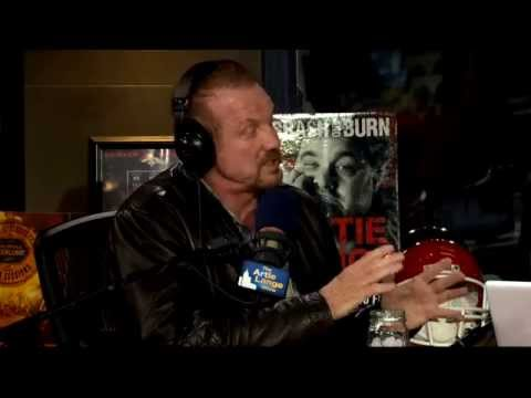 The Artie Lange Show - Diamond Dallas Page (in-studio) Part 2