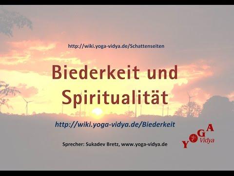 Biederkeit und Spiritualität - Praktische Psychologie