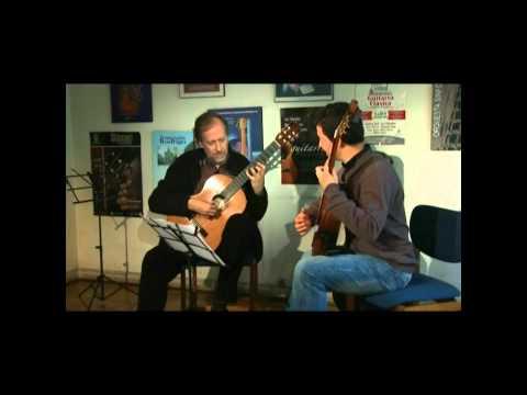 Los Jóvenes También Aman lo Clásico- Felipe Celis Catalán- Luthier Carlos Lopez- Luis Orlandini