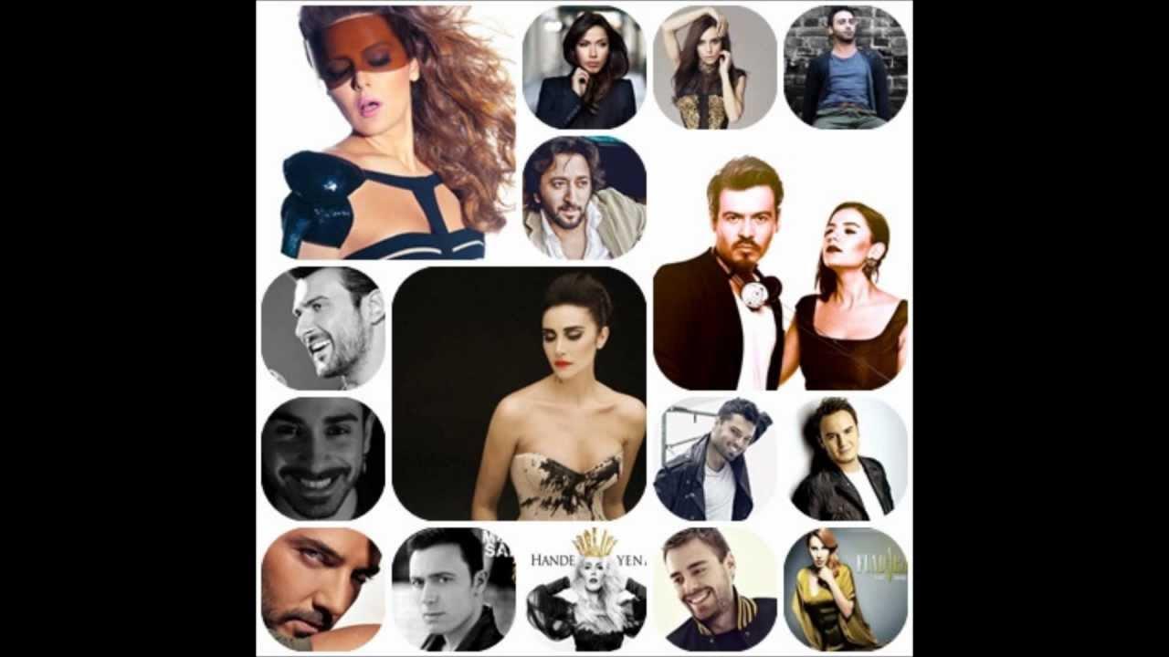 Türkçe Pop Müzik - 2013 - Turkish Pop Music - YouTube