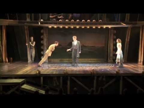 Excerpts from 'The Tempest' adapted by Aaron Posner and Teller
