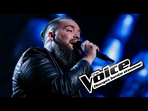 Thomas Løseth - The Blower's Daughter   The Voice Norge 2017   Live Show