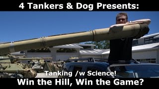 Tanking /w Science! Win the Hill, Win the Game?