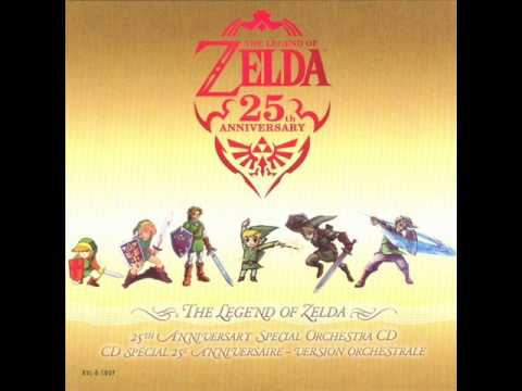 Koji Kondo - The Legend Of Zelda Main Theme