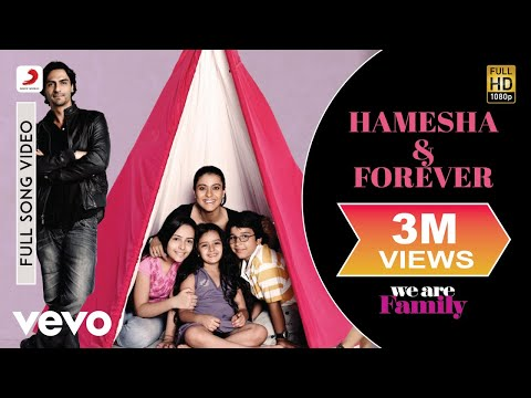 We Are Family - Hamesha & Forever Video | Kareena Kapoor Arjun...