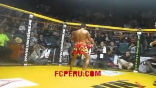 Conan Supe MMA Pelea de Muay Thai en Lima