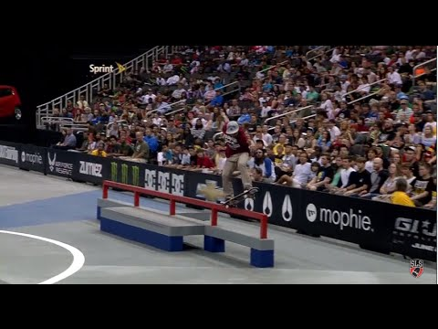 Street League 2012: Kansas City Monster Energy Award