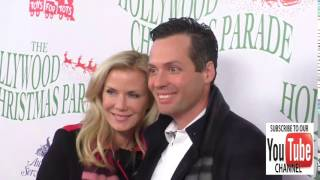 Katherine Kelly Lang and Dominique Zoida at the 85th Annual Hollywood Christmas Parade in Hollywood
