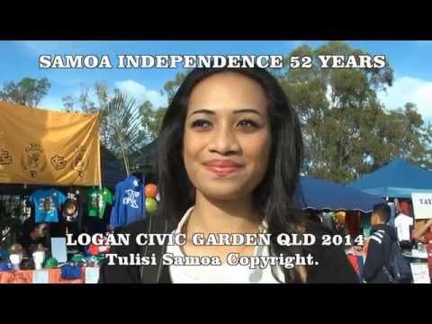 Samoa Independence Day Brisbane 2014