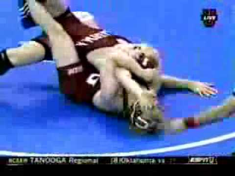 BFTP Video - 2005 NCAA Wrestling Semifinals - 125lbs. - Compilation Video