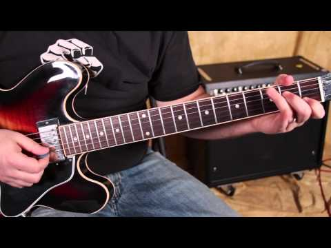 John Lee Hooker Inspired Blues Guitar Lesson