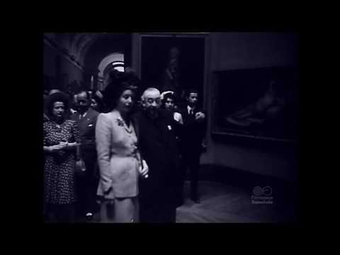 Audiovisuales sobre los últimos 100 años de historia de El Prado