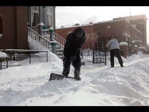 Polar Vortex: Deep Freeze Moves Across US