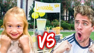 Whoever's Lemonade Stand Makes The Most Money Wins $1000
