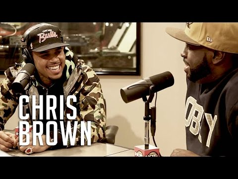 CHRIS BROWN TALKS TYGA & DRAKE SITUATION