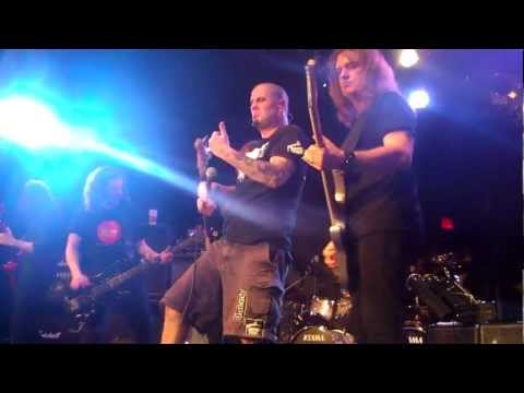 HOLE IN THE SKY live with Geezer Butler and Phil Anselmo
