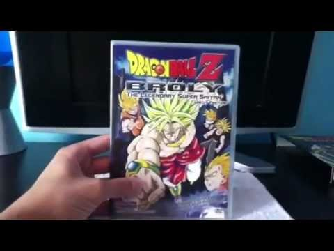 Broly Triple Feature Dragonball z Broly Triple