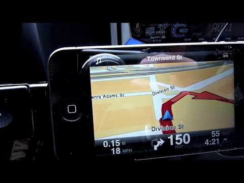 iPhone 4 TomTom GPS Navigation 3G Streaming Pandora