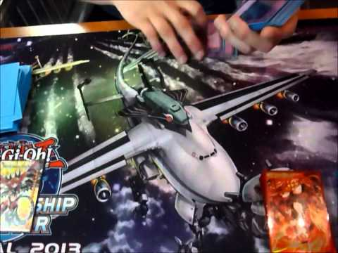Yu-Gi-Oh! Belgium Nationals 2013 Deck Profile - Top 8 - Dennis Ho - Fire Fist