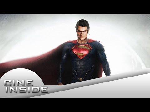 CINE-INSIDE - MAN OF STEEL - Curiosidades/Secretos - HD