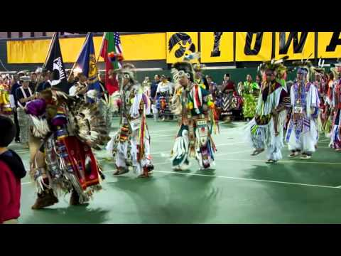 20th Annual Powwow at University of Iowa