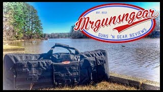 Sportsman's Guide HQ Issue Double Rifle Case & Shooting Mat Review