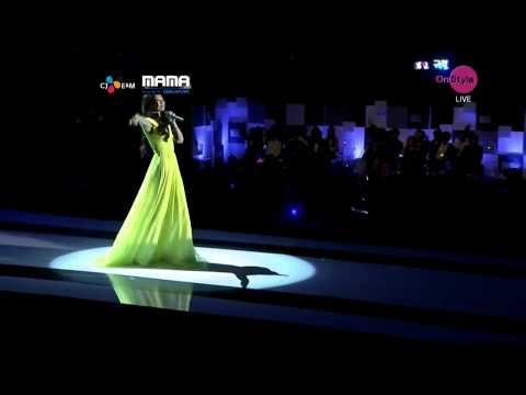 [111129 MAMA]Jane Zhang - I believe